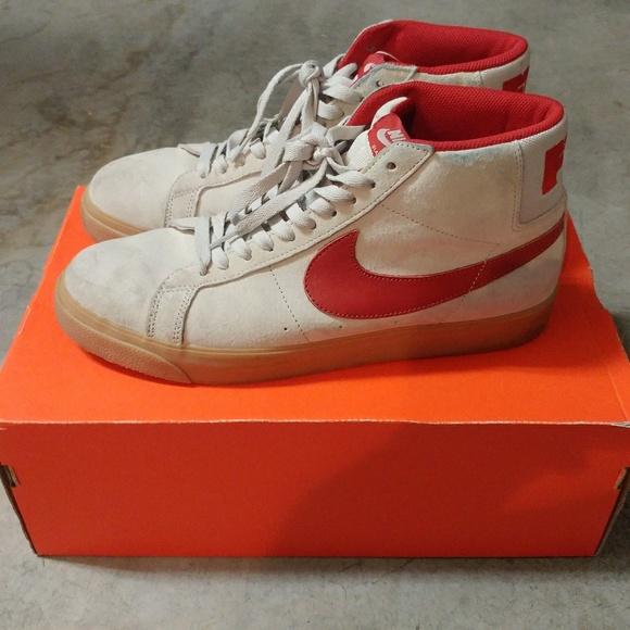 b814a9076e3a3e FTC x Nike SB Blazer. M 5aa9858d5512fdb8c0be2da5